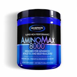 AMINO MAX 8000 325 TABLETE-GASPARI