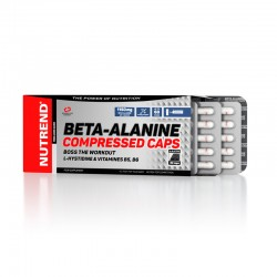 BETA-ALANINE COMPRESSED CAPS