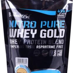 NITRO PURE WHEY BIOTECH 454 GRAMS