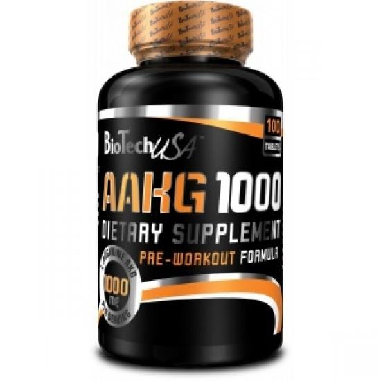 AAKG 1000 BIOTECH 100 CAPS 150G