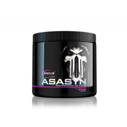 ASASYN 180caps/60 serv- GENIUS NUTRITION