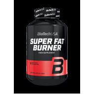 Super Fat Burner, 120 tab., BiotechUSA