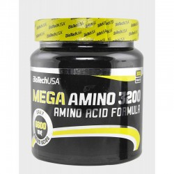 Mega Amino 3200, 300 tablete, Biotech