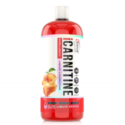 iCARNITINE LIQUID 1000ml ORANGE- GENIUS NUTRITION
