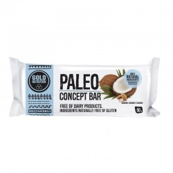 PALEO CONCEPT BAR MIGDALE SI COCOS GOLD NUTRITION 50G