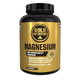 MAGNESIUM GOLD NUTRITION 60 CAPS 42G