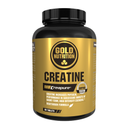 CREATINE 1000MG GOLD NUTRITION 60 TABS