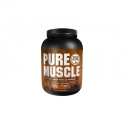 Pure Muscle, 1.5 kg, Gold Nutrition