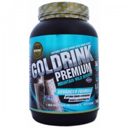 GOLD DRINK PREMIUM 1KG GOLD NUTRITION