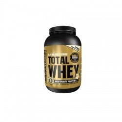TOTAL WHEY PROTEIN 1KG GOLD NUTRITION