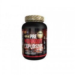 PRE-WORKOUT EXPLOSIVE GOLD NUTRITION 1KG