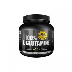 100% L-GLUTAMINE GOLD NUTRITION 300G