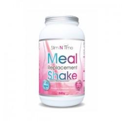Inlocuitor de mese pentru femei Slim N Time Meal Replacement Shake Strawberry Cheesecake 840 g