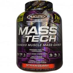 Proteina Muscletech Mass Tech Performance Series - Gainer 3.2 kg