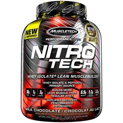 NITROTECH PERFORMANCE SERIES 1.8KG-MUSCLETECH