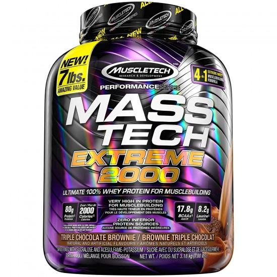 MASS TECH EXTREME 2000 3.2 KG-MUSCLETECH