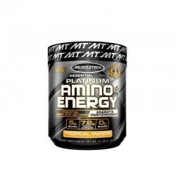 Platinum Amino+Energy Muscletech 30 SERV mango