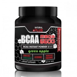 BCAA 6600 INSTAN - NATURAL PLUSBCAA 6600 INSTAN - NATURAL PLUS