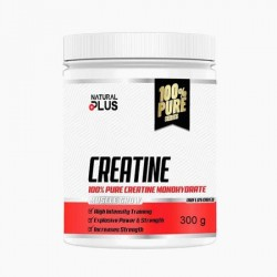 CREATINE 300G NATURAL PLUS