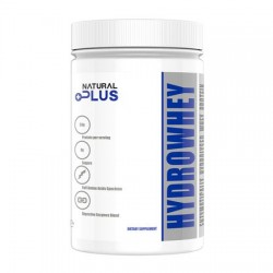 HydroWhey Natural Plus, 900 g, ciocolata