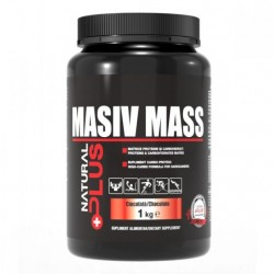 MASIV MASS 1KG NATURAL PLUS