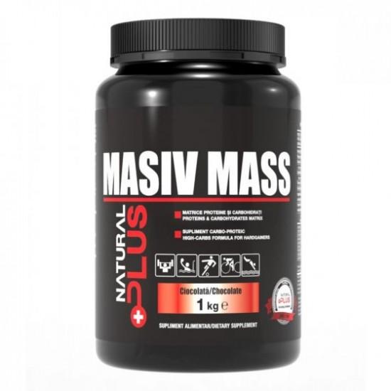 MASIV MASS 1KG NATURAL PLUS