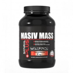 MASIV MASS 2KG NATURAL PLUS