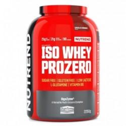 Iso Whey Prozero - 2250g , Nutrend