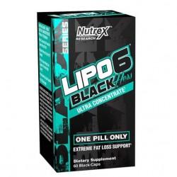 LIPO 6 BLACK HERS 120 CAPSULE-NUTREX
