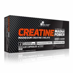 CREATINE , 120 CAPSULE, OLIMP NUTRITION