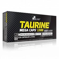 Taurine, 120caps, Olimp