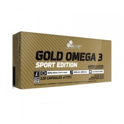 GOLD OMEGA 3 OLIMP 120 CAPS