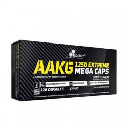Aakg Extreme Mega Caps Olimp 120 caps