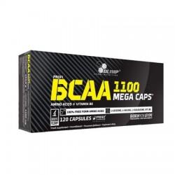 Aminoacizi BCAA 1100 Mega Caps, 120 capsule, Olimp