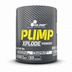 Pre workout, Pump Xplode Powder, 300g, Olimp