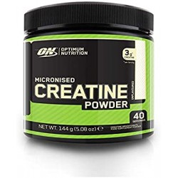 CREATINE POWDER 40 SERVINGS ON