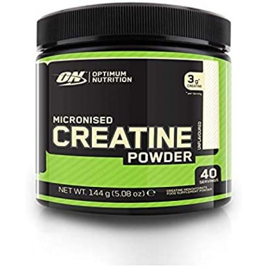 CREATINE POWDER 40 SERVINGS ON
