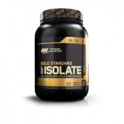 100% Isolate ON Gold Standard
