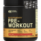 PRE-WORKOUT ON  GOLD STANDARD