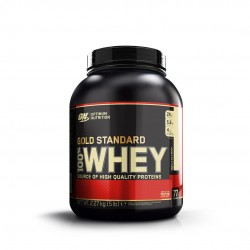 Proteina din zer 100% Whey Gold Standard 2,27 kg