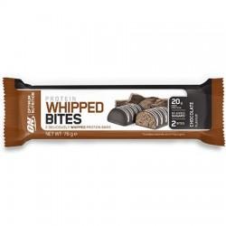 Baton proteic ON Protein Whipped Bites Chocolate 2 x 38 g