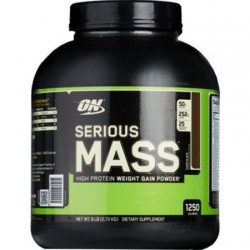 Serious Mass Optimum Nutrition 2,7 kg Ciocolata