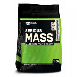 Serious Mass Optimum Nutrition 5.4kg Cookies&Cream