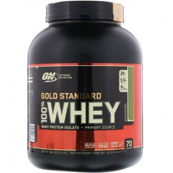 Proteina din zer 100% Whey Gold Standard 2,27 kg--Chocolate mint