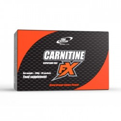 CARNITINE FX 20x10G PRO NUTRITION