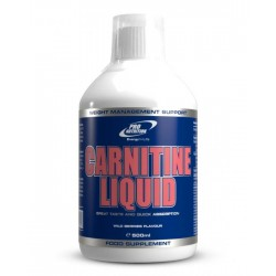 CARNITINE LIQUID 500ML PRO NUTRITION