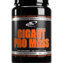GIGANT PRO MASS 1.47KG PRO NUTRITION