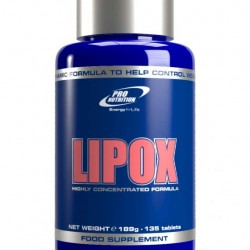 Lipox Pro Nutrition 135tablets