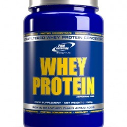 WHEY PROTEIN 1KG PRO NUTRITION