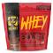 Proteina Mutant whey, 2.2kg ciocolata, PVL